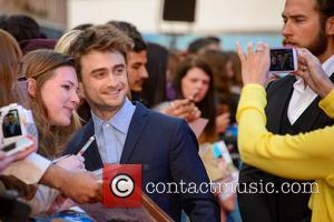 Daniel Radcliffe - 'What If' - UK film premiere - Arrivals - London, United Kingdom - Tuesday 12th August 2014