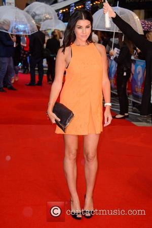 Imogen Thomas - 'What If' - UK film premiere - Arrivals - London, United Kingdom - Tuesday 12th August 2014