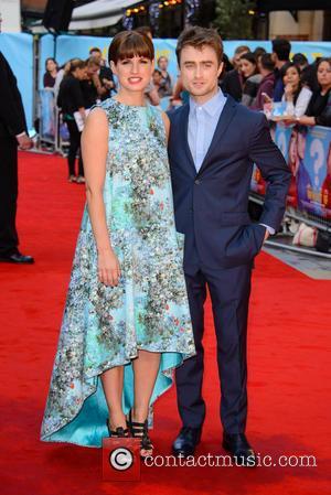 Jemima Rooper and Daniel Radcliffe