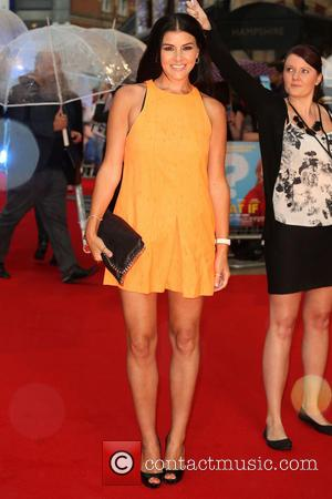 Imogen Thomas - UK film premiere held at the Odeon West End - Arrivals - London, United Kingdom - Tuesday...