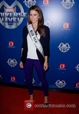 Nia Sanchez - Marvel Universe Live at Barclays Center in New York City - New York City, New York, United...