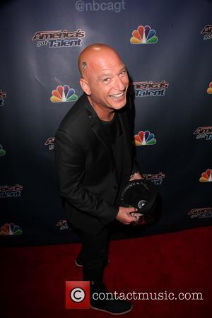 Howie Mandel - 'America's Got Talent' Post Show at Radio City Music Hall - Red Carpet Arrivals - New York...