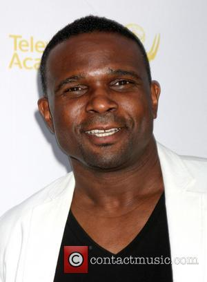 Darius McCrary - Dynamic & Diverse: A 66th Emmy Awards Celebration of Diversity Event at Television Academy - Arrivals -...