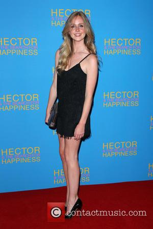 Diana Vickers - UK premiere of 'Hector And The Search For Happiness' - Arrivals - London, United Kingdom - Wednesday...