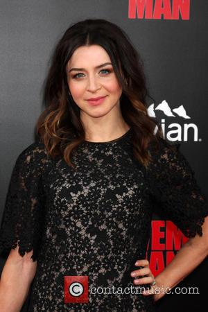 Caterina Scorsone - Los Angeles Premiere of 'The November Man' at TCL Chinese Theatre - Arrivals - Los Angeles, California,...