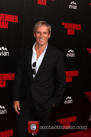 Michael Bolton - Los Angeles Premiere of 'The November Man' at TCL Chinese Theatre - Arrivals - Los Angeles, California,...