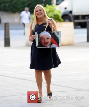 Vanessa Feltz - Vanessa Feltz arrives at the BBC - London, United Kingdom - Wednesday 13th August 2014