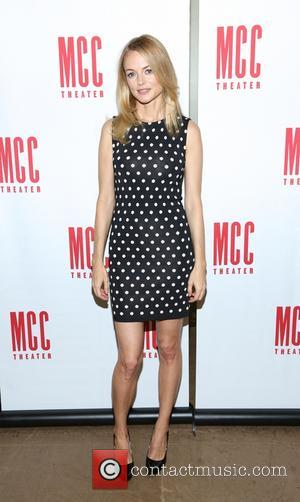 Heather Graham - The MCC Theater's production of 'The Money Shot' - Photocall at Second Stage Theatre - New York,...