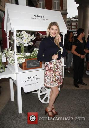 Ashley James - The Daisy Marc Jacobs Tweet Shop pop-up store launch party in Covent Garden - London, United Kingdom...