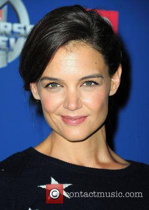 Katie Holmes - Marvel Universe LIVE! world premiere - Arrivals - New York, Alabama, United States - Thursday 14th August...