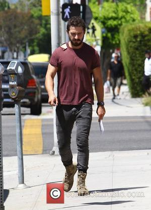 Shia LaBeouf - Shia LaBeouf returning to his car while out and about in Los Angeles - Los Angeles, California,...