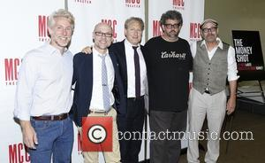 Blake West, William Cantler, Bernard Telsey, Neil Labute and Terry Kinney
