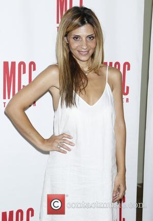Callie Thorne - Photocall for the MCC Theater production of 'The Money Shot' held at the Second Stage Theatre -...