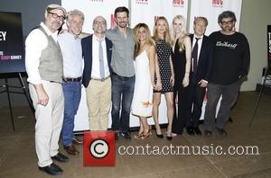 Terry Kinney, Blake West, William Cantler, Frederick Weller, Callie Thorne, Heather Graham, Gia Crovatin, Bernard Telsey and Neil Labute