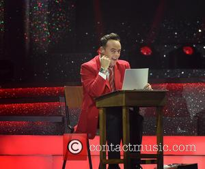 Anthony McPartlin - Ant & Dec's 'Takeaway On Tour' live at the Phones 4u Arena in Manchester - Manchester, United...