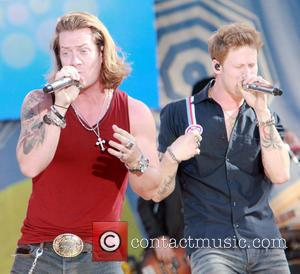 Florida Georgia Line, Tyler Hubbard and Brian Kelley