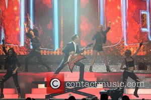 Ant McPartlin - Ant & Dec's Takeaway On Tour at Phones 4 U Arena Manchester - Manchester, United Kingdom -...