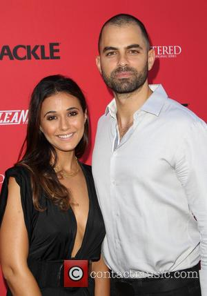 Emmanuelle Chriqui and Adrian Bellani - Crackle Presents: Summer Premieres Event For Originals,