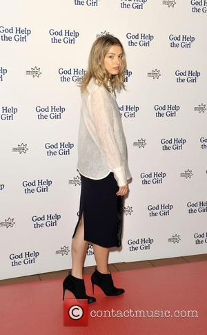 Hannah Murray - 'God Help The Girl' UK premiere at Edinburgh's Corn Exchange, in partnership with Edinburgh International Film Festival...