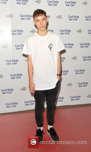 Olly Alexander - 'God Help The Girl' UK premiere at Edinburgh's Corn Exchange, in partnership with Edinburgh International Film Festival...