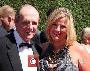 Bob Newhart and Daughter