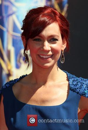 Carrie Preston - A variety stars turned out in style and took to the red carpet for the 2014 Creative...