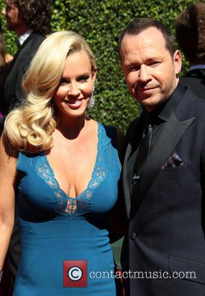 Jenny McCarthy and Donnie Wahlerg