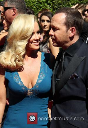 Jenny McCarthy and Donnie Wahlberg - A variety stars turned out in style and took to the red carpet for...