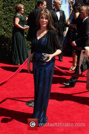 Kate Linder - A variety stars turned out in style and took to the red carpet for the 2014 Creative...