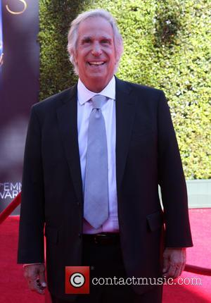 Henry Winkler - Creative Primetime Emmy Awards 2014 - Arrivals - Los Angeles, California, United States - Saturday 16th August...