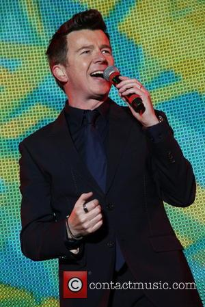 Rick Astley Scores First Number One On U.k. Album Chart In 30 Years