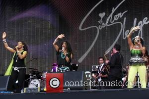 Sister Sledge - Rewind South 80s Music Festival at Temple Island Meadows - Henley On Thames, United Kingdom - Saturday...