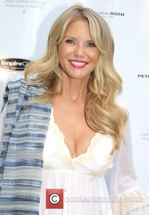 Christie Brinkley - Inaugural benefit for The Children's Justice Campaign held at the home of Joan and George Hornig -...