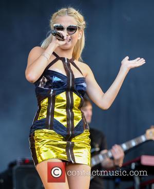 Pixie Lott - V Festival 2014 - Weston Park - Day 2 - Performances - Stafford, United Kingdom - Sunday...