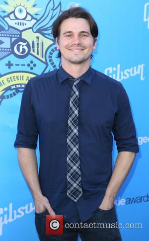 Jason Ritter - The Geekie Awards 2014 held at Avalon - Arrivals - Los Angeles, California, United States - Sunday...