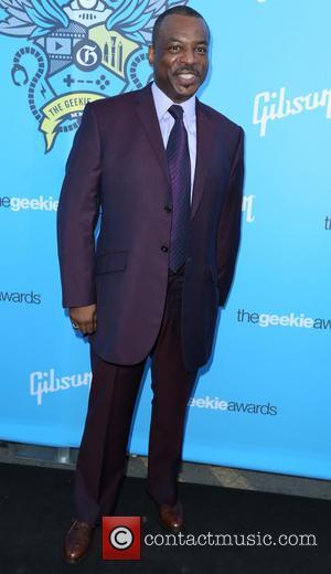 LeVar Burton - The Geekie Awards 2014 held at Avalon - Arrivals - Los Angeles, California, United States - Sunday...