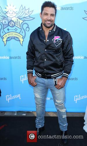 Manu Bennett - The Geekie Awards 2014 held at Avalon - Arrivals - Los Angeles, California, United States - Sunday...