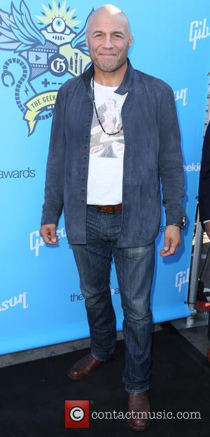 Randy Couture - The Geekie Awards 2014 held at Avalon - Arrivals - Los Angeles, California, United States - Sunday...