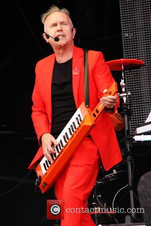 Howard Jones - Rewind South 80s Music Festival at Temple Island Meadows - Henley On Thames, United Kingdom - Sunday...