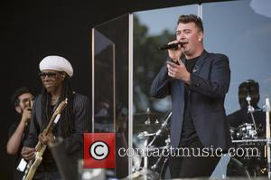 Sam Smith and Nile Rodgers