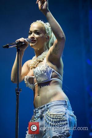 Rita Ora - V Festival 2014 held at Hylands Park - Day 2 - Performances - Chelmsford, Essex, United Kingdom...