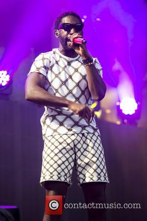 Tinie Tempah - V Festival 2014 held at Hylands Park - Day 2 - Performances - Chelmsford, Essex, United Kingdom...