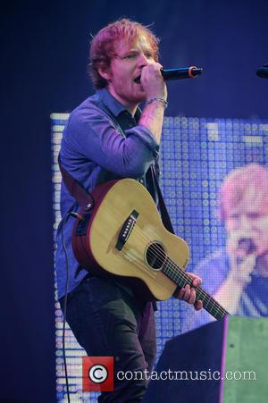 Ed Sheeran Equals Record With 8th Week At Number 1