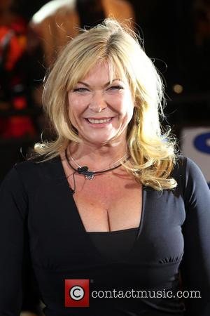 Claire King - Celebrity Big Brother 2014 - Arrivals - London, United Kingdom - Monday 18th August 2014