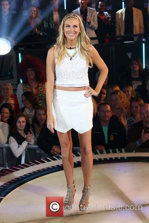 Stephanie Pratt - Celebrity Big Brother 2014 - Arrivals - London, United Kingdom - Monday 18th August 2014