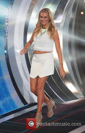 Stephanie Pratt - Celebrity Big Brother 2014 at Elstree Studios - Arrivals - London, United Kingdom - Tuesday 19th August...