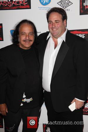 Ron Jeremy, Director and Paul Tarnopol - A host of celebrities turned out for the New York premiere of the...
