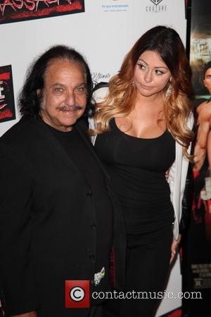 Ron Jeremy and Jenni JWOWW Farley - A host of celebrities turned out for the New York premiere of the...