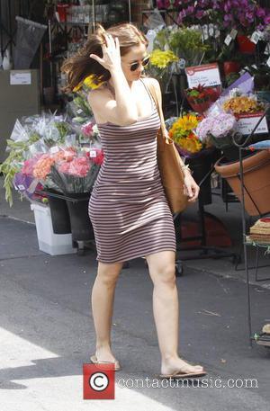 Minka Kelly - Minka Kelly goes shopping at Bristol Farms in Los Angeles - Los Angeles, California, United States -...