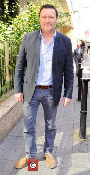 Ian Puleston-Davies - Celebrities outside the Today FM studios - Dublin, Ireland - Tuesday 19th August 2014